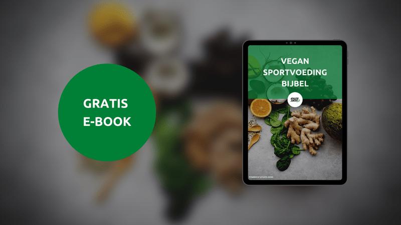 athlete juices vegan worden als sporter
